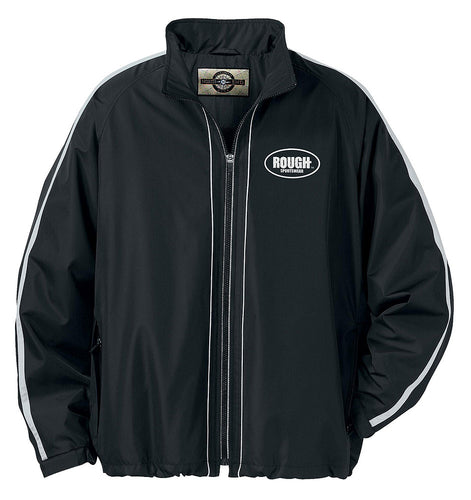 Men's Full-Zip Windbreaker Jacket