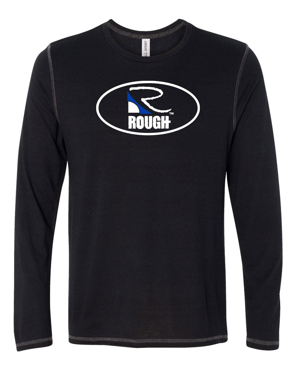 Men's Razor's Edge Triblend Long Sleeve Shirt