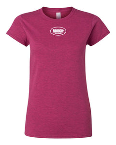 Women's Short Slevve Cotton T-shirt Small Logo