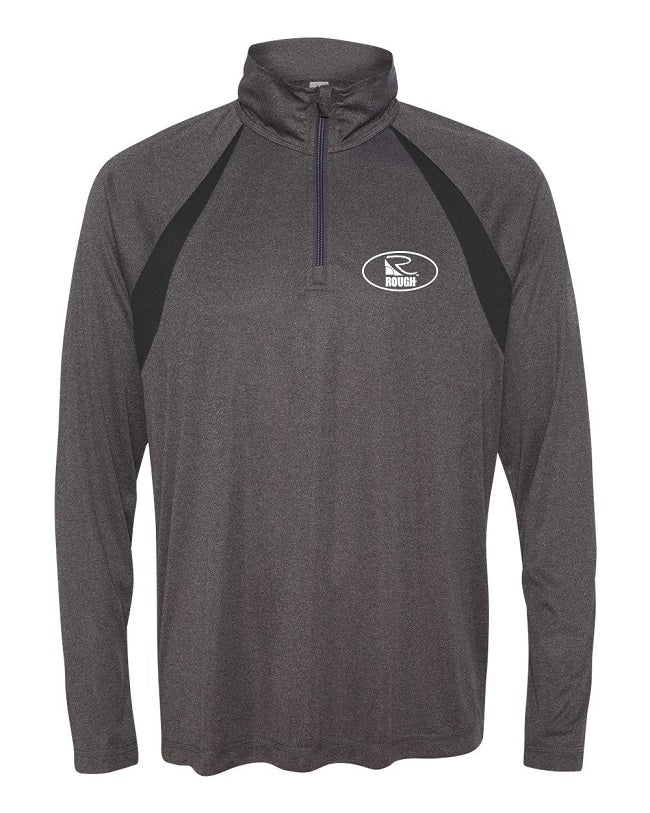 Men's Razor's Edge Lightweight Drywick 1/4 Zip Pullover