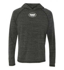 Men's Triblended Lightweight Long Sleeve Hoodie