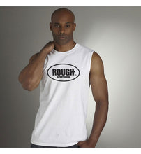 Men's Sleeveless Cotton T-Shirt
