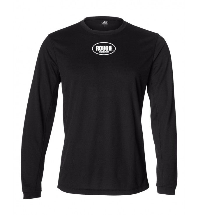Men's Long Sleeve Contrast Drywick T-Shirt