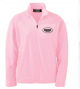 Women's Classic ROUGH Half-Zip Fleece Pull-Overs