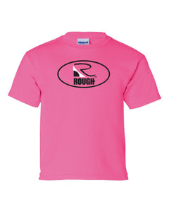 Girls RAZOR'S EDGE Cotton T-shirts
