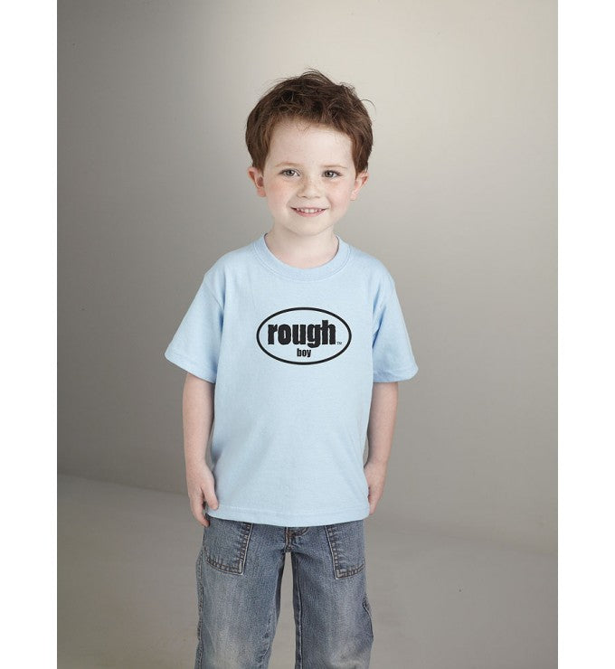 Boys Short Sleeve Cotton T-Shirt