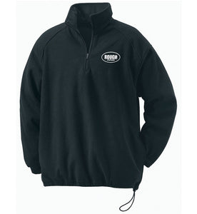 Men's Half-Zip Fleece Pull-Over