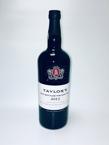 Taylor's Late Bottled Vintage Port 2013, 1L