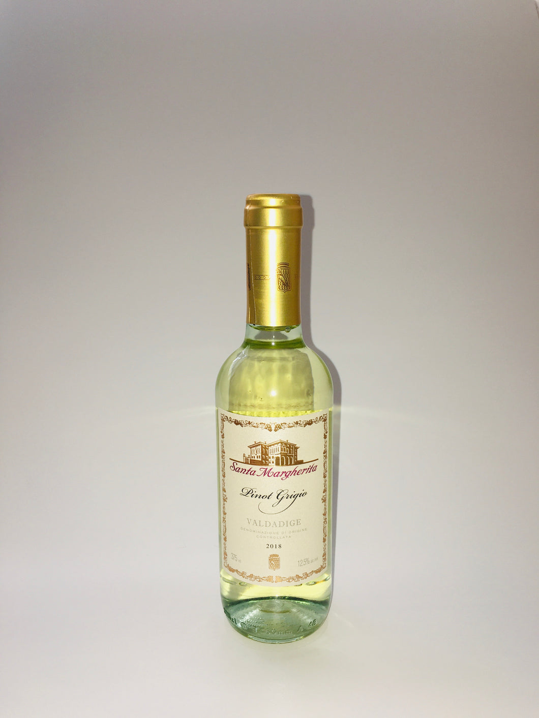 Pinot Grigio, small bottle, 37.5cl