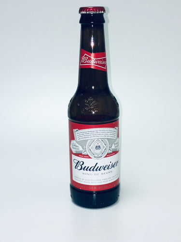 Budweiser Lager Beer, 300ml x 4 bottles