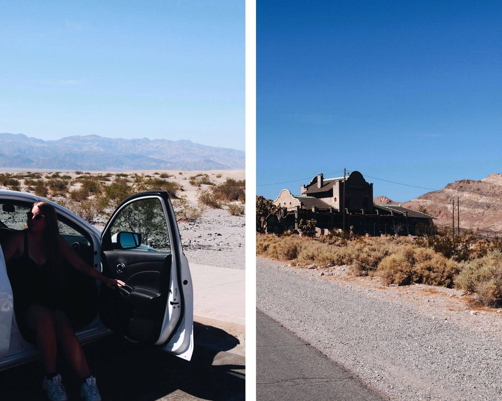 Ultimate California itinerary - Death Valley travel guide blog - things to do