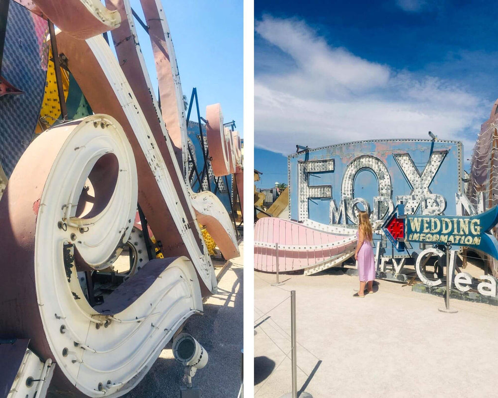 Ultimate California itinerary - Las Vegas travel guide blog - things to do