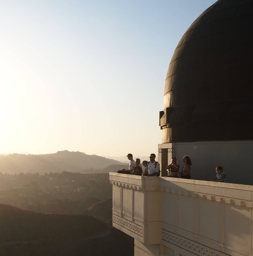 Los Angeles California travel guide - Griffith Observatory - Rogue