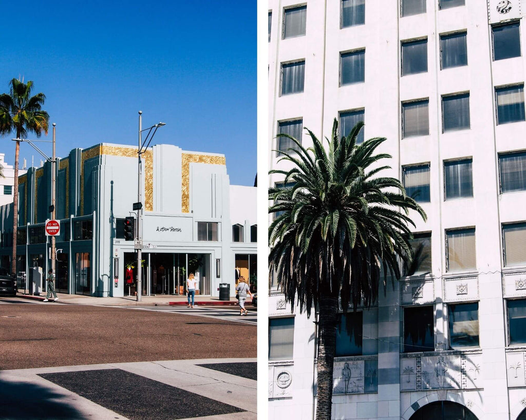 Los Angeles California travel guide - Beverly Hills - Rogue