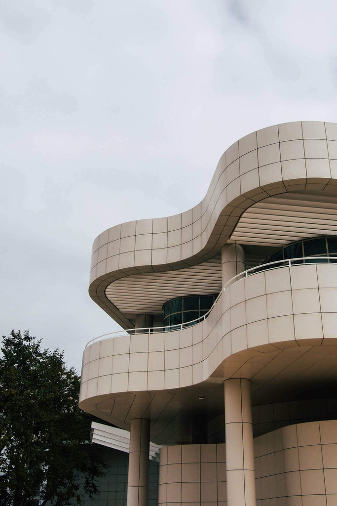 Los Angeles California travel guide - The Getty Center - Rogue