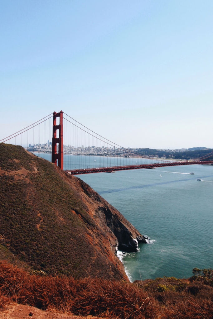 Ultimate California itinerary - San Francisco travel guide blog - Golden Gate Bridge things to do