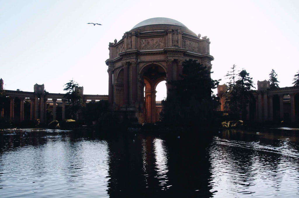 Ultimate California itinerary - San Francisco travel guide blog - Palace of Fine Arts things to do