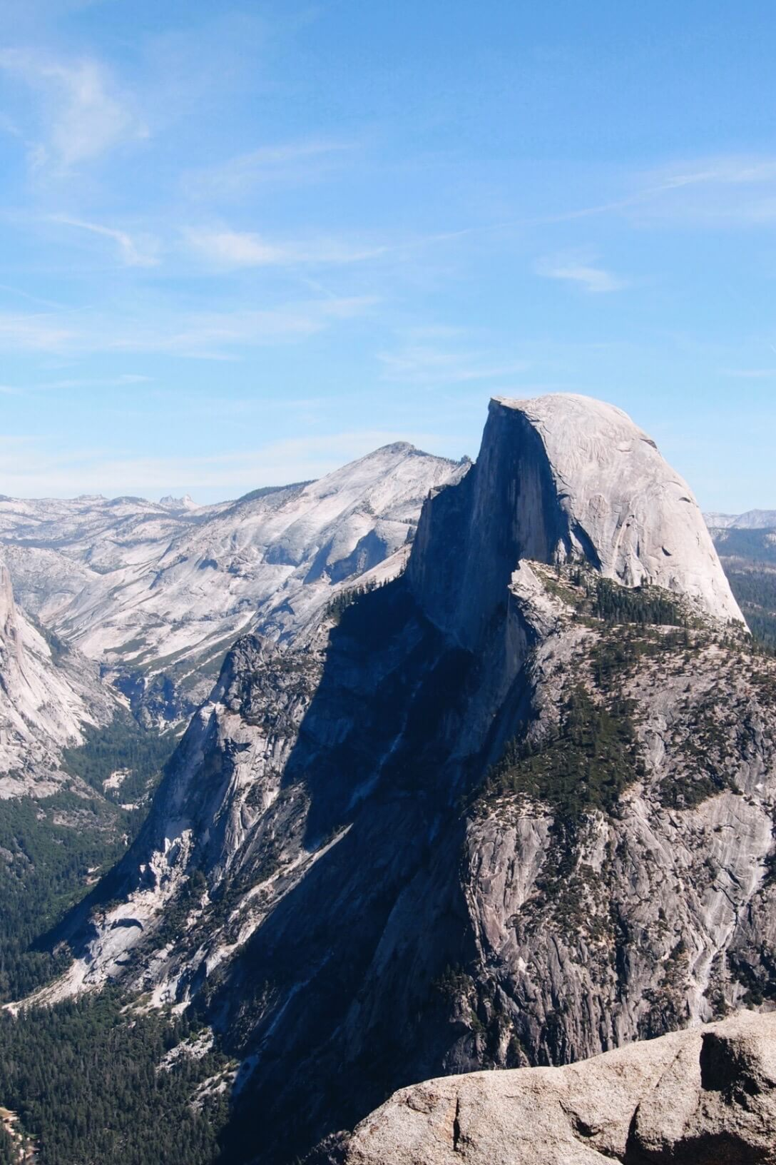 Ultimate California itinerary - Yosemite travel guide blog - things to do