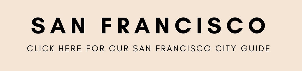 Ultimate California itinerary - San Francisco travel guide blog - things to do