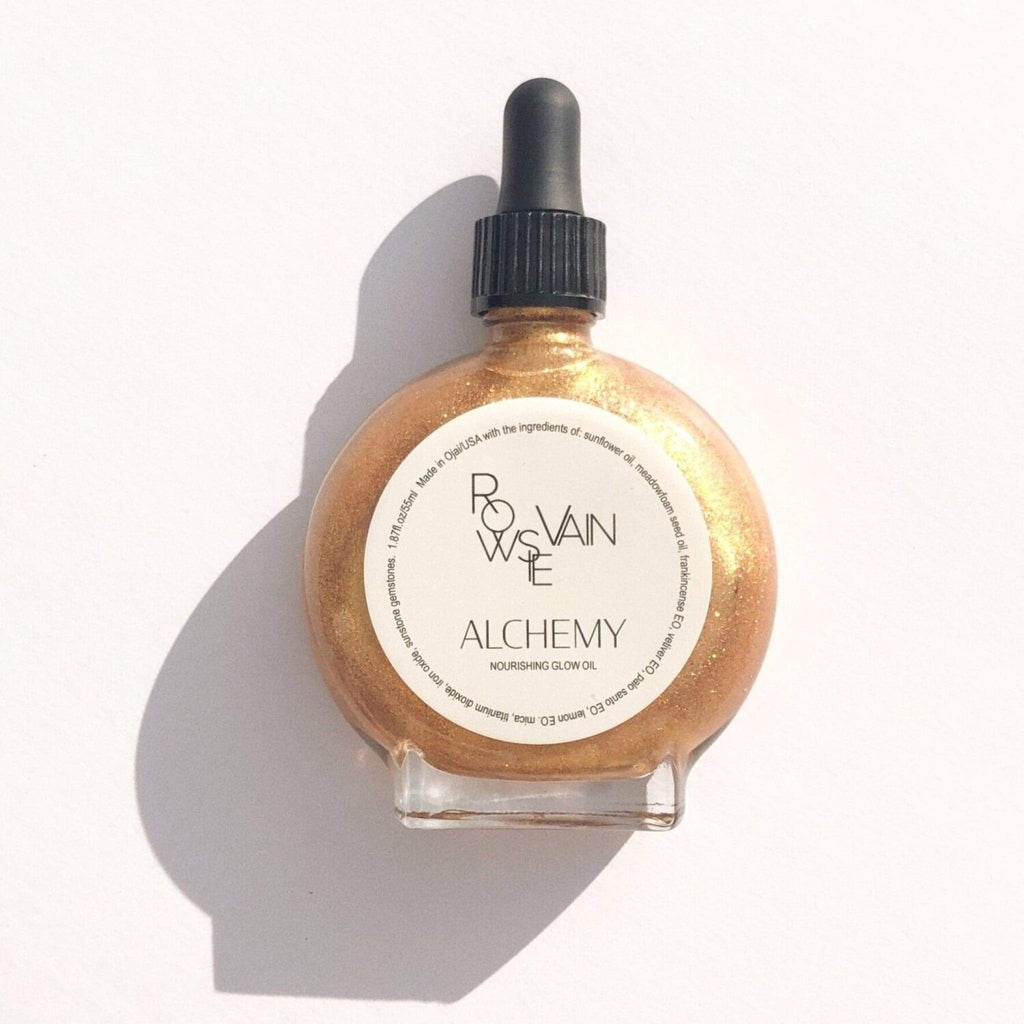 ALCHEMY | GLOW OIL - Organic Beauty - Rowsie Vain