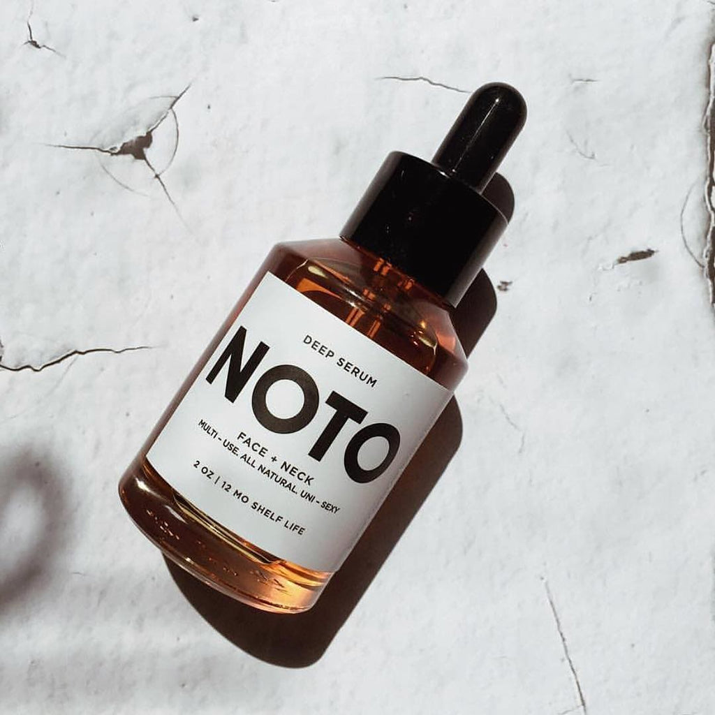 DEEP SERUM - Organic Beauty - Noto Botanics
