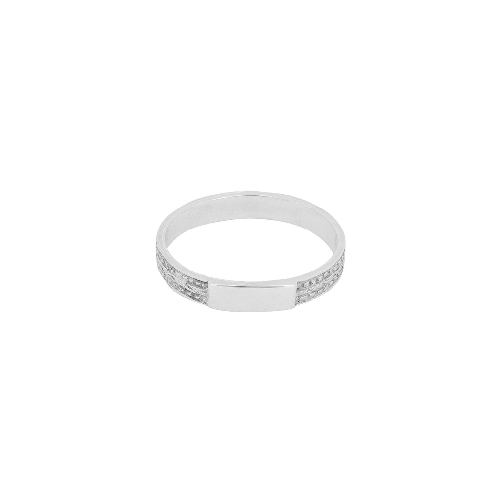 MODERN MUSE RING SILVER - Rings - Flawed
