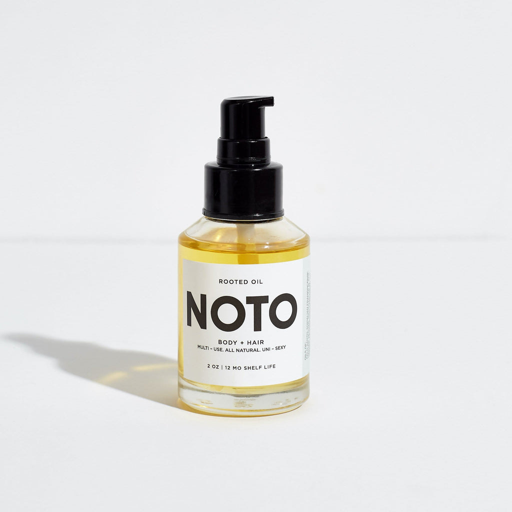 ROOTED OIL | NATURAL PERFUME - Organic Beauty - Noto Botanics