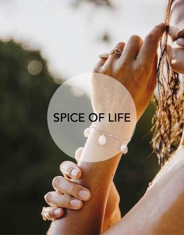 Shop The Spice of Life jewelry online | necklaces | earrings | bracelets | rings