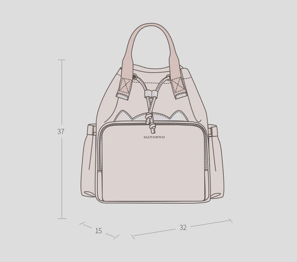 New Fashion Bag Design | Backpack & Handbag - Sunveno