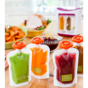 Squeeze Food Station | Baby Food Maker Set