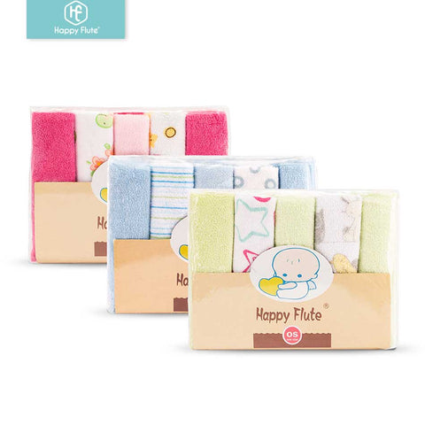 10pcs Super Soft Baby Cloth Wipes | Baby Burp Cloth