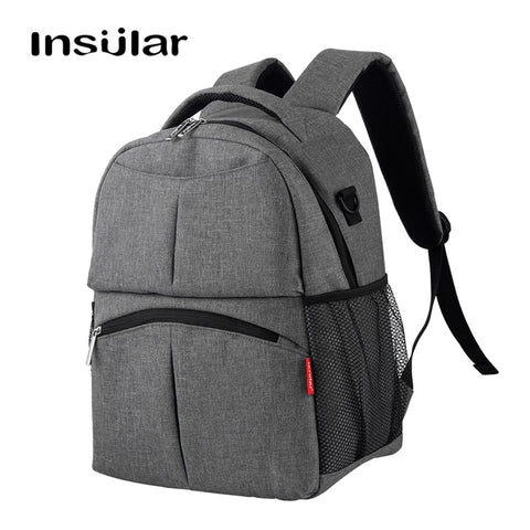 Backpack for Parents | Easy to Travel - Insular