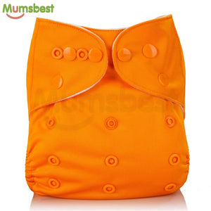Cloth Diaper Starter Set | 10pcs Adjustable Diaper 3-15Kg