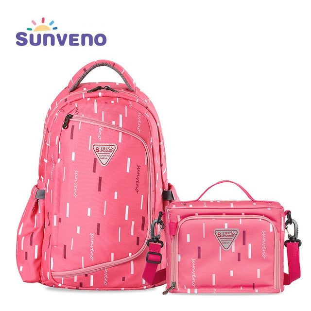 2in1 Travel Backpack + Cooler Bag - Sunveno