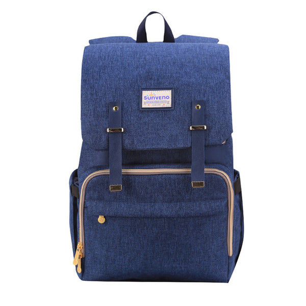 Fashion Diaper Backpack | Large Capacity