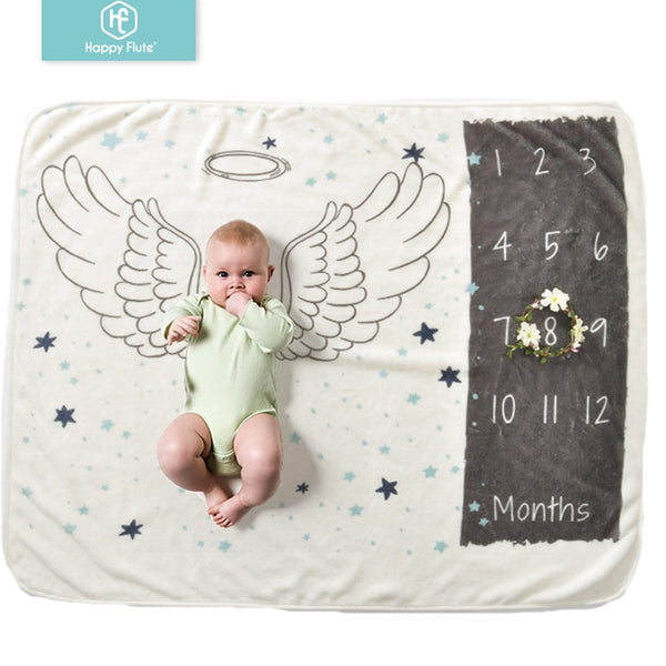 Photography Baby Blanket