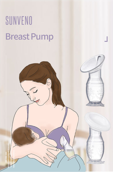 Breast Pump | Relieve Breast Pain - Sunveno