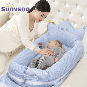 Portable Baby Bed 0-24M - Sunveno