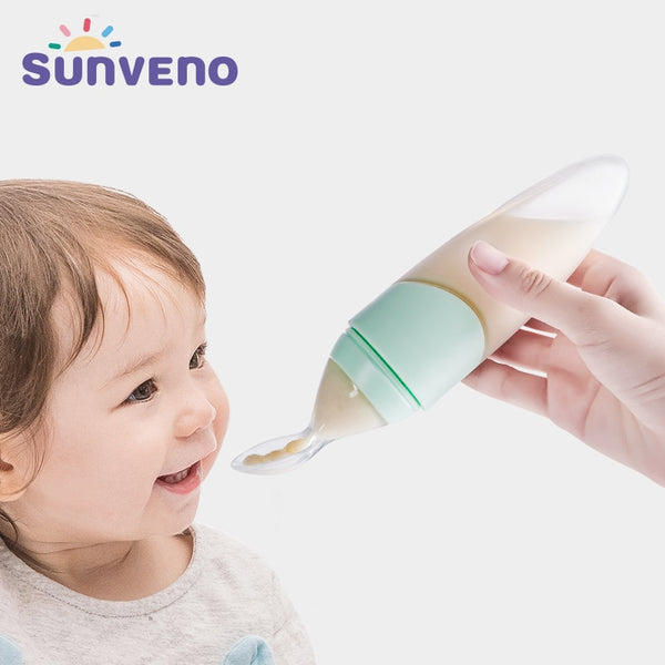 Baby Squeeze Spoon - 90ml