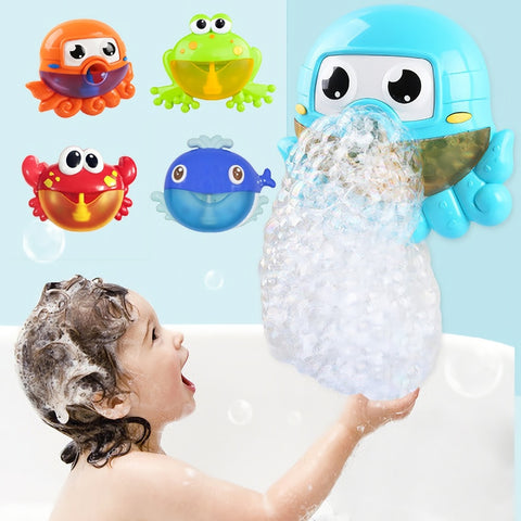 Bubble Machine | Bath Toy