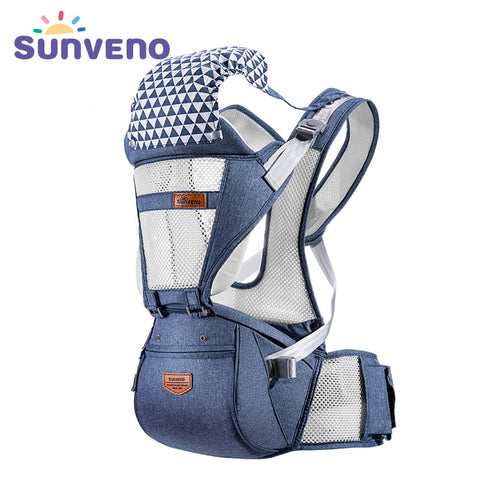 Breathable & Comfortable Baby Carrier