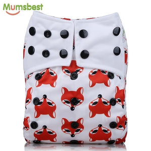 Mumsbest Cloth Diaper | Adjustable 3-15Kg