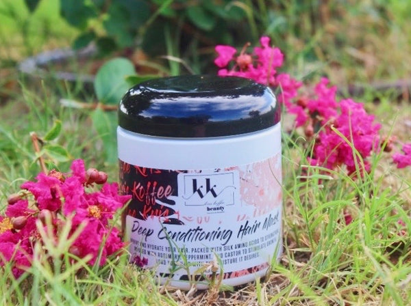 Deep Conditioning Hair Mask - Kris Koffee Beauty