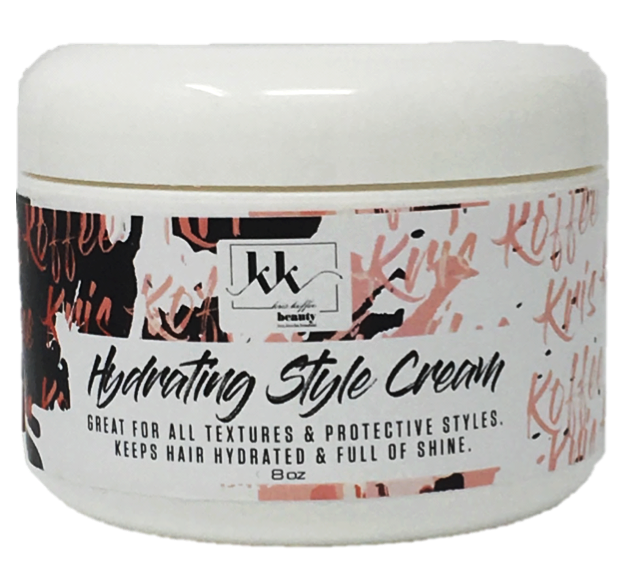 Hydrating Style Cream - Kris Koffee Beauty
