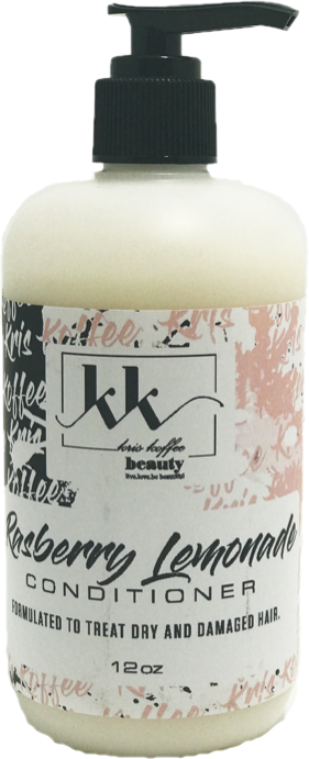 Raspberry Lemonade Conditioner - Kris Koffee Beauty
