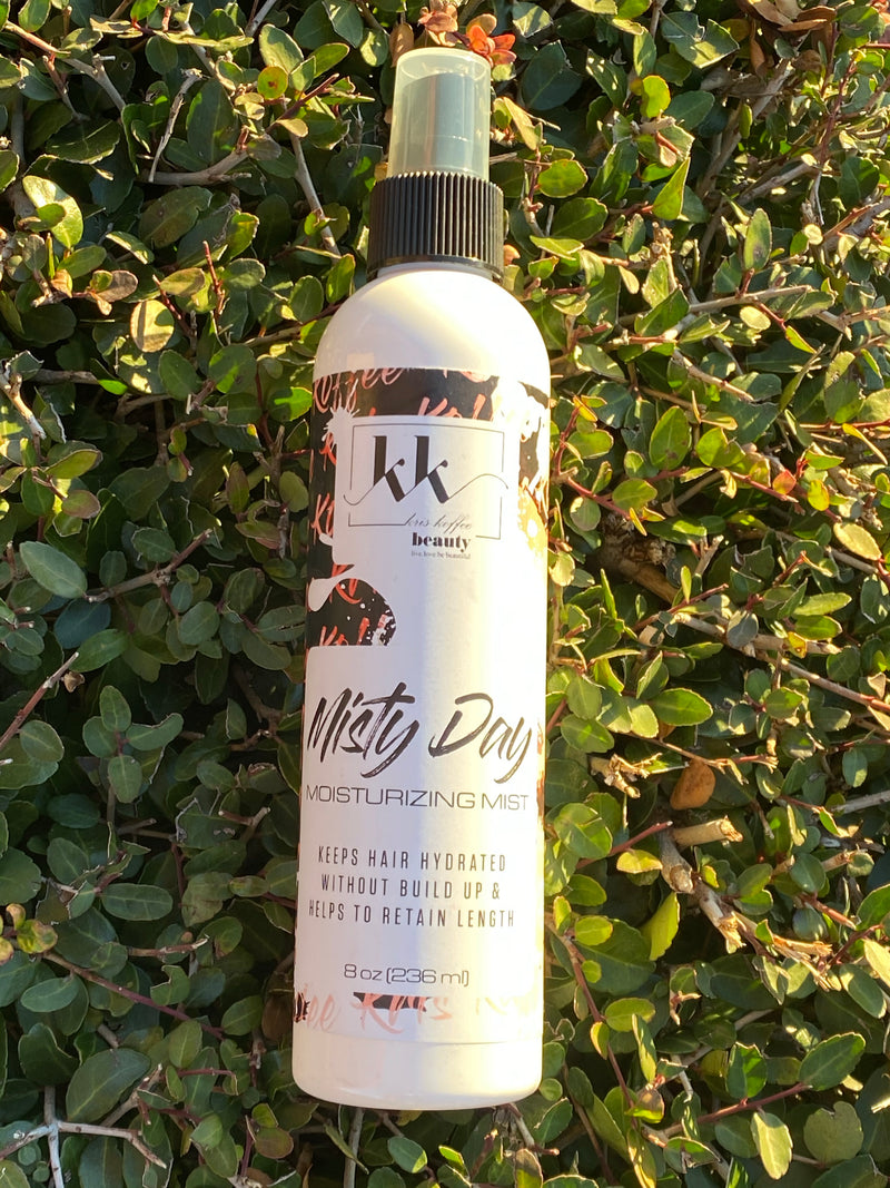 Misty Day Moisturizing Mist - Kris Koffee Beauty