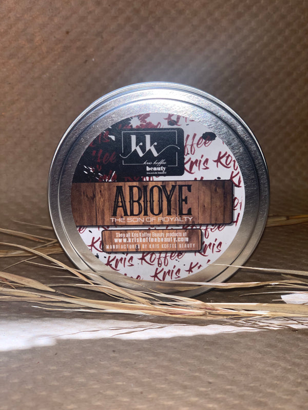 Aboiye Beard & Hair Balm - Kris Koffee Beauty