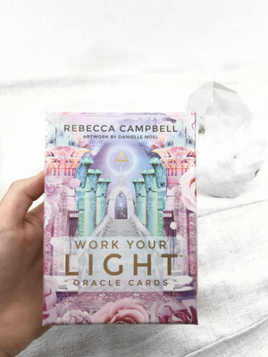 Work Your Light Oracle Cards PRE ORDER