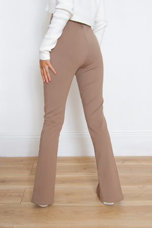 Henley Zip Pants