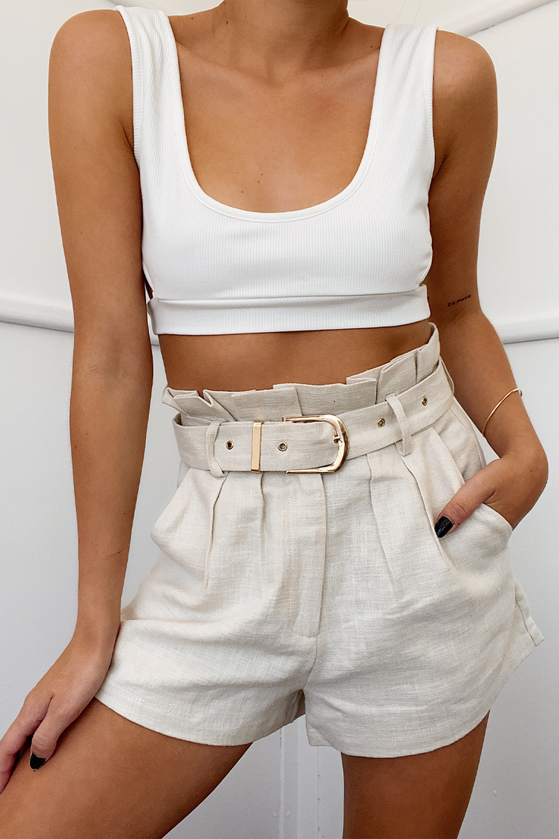 Millie Paperbag Shorts